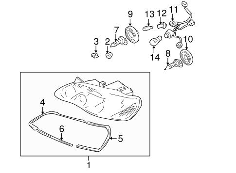 Wiring Diagram PDF: 2002 Mazda Millenia Engine Diagram