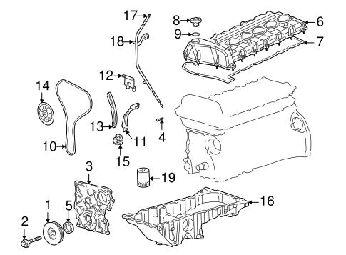 2006 Hummer H 3 Parts Diagrams