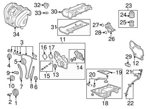 Senders Parts for 2006 Chevrolet Cobalt
