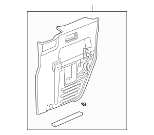 2009-2011 Honda ELEMENT 5-DOOR Base, L *NH598L* (Atlas