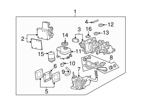 2006 Hummer H 3 Cylinder Order