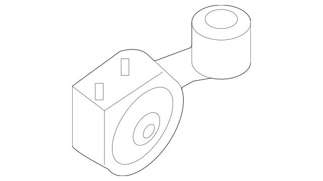 OEM NEW Torque Rod 2007-2018 Nissan Altima 2.5L 11350