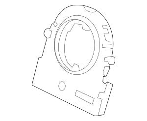 Genuine 2013-2017 Honda Sensor Assembly, Steering 35000
