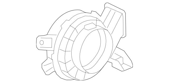 2010-2014 Honda INSIGHT Scroll, Cooling Fan 1J830-RBJ-003