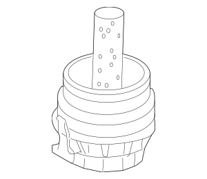 Genuine OEM Toyota Oil Filters Parts