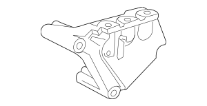 2012-2019 Chevrolet Sonic Mount Bracket 96852499