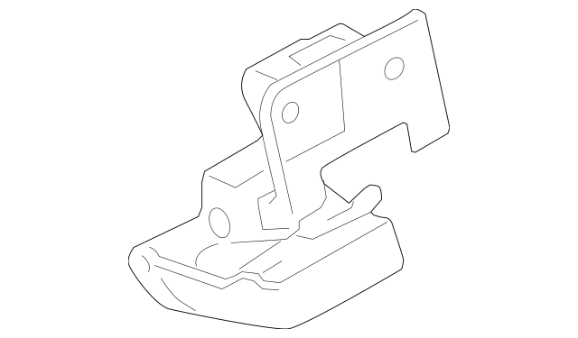 Rear Bracket for 2011 Ford Expedition|7L7Z-16A506-D