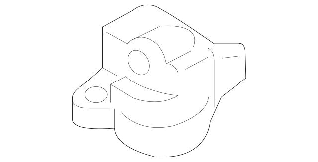 2015-2018 Porsche Macan Motor Mount 946-375-057-40