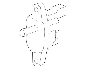 2012 Honda PILOT 5-DOOR Valve Assembly, Purge Control
