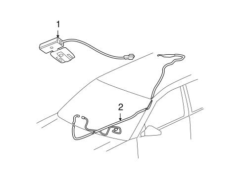 Auto Antenna Replacement, Auto, Free Engine Image For User