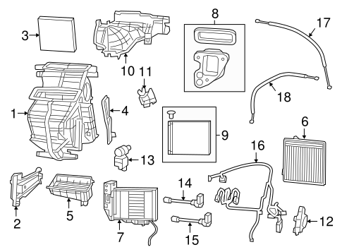 El Camino Wiring Diagram For 64 1969 El Camino