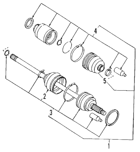 Ac Fuel Filter Gf 149