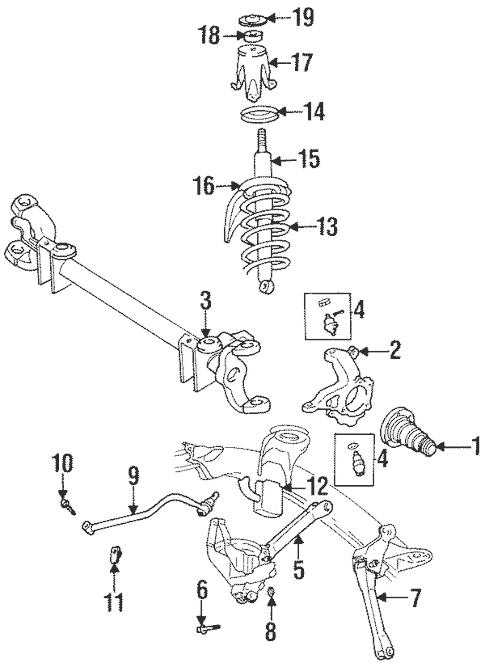 Dodge Ram Front Suspension Diagram : dodge, front, suspension, diagram, Suspension, Components, Dodge, Mopar, Parts, Canada