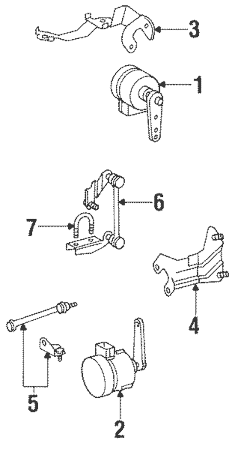 Electrical Components for 1994 Mercedes-Benz S 500