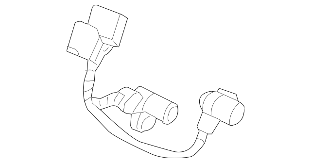 2006-2008 Honda PILOT 5-DOOR Sensor Assembly, Position