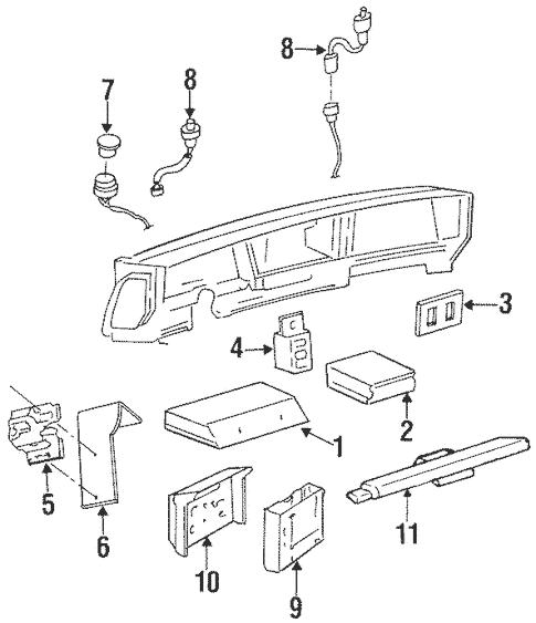 Automatic Temperature Controls for 1999 Buick LeSabre