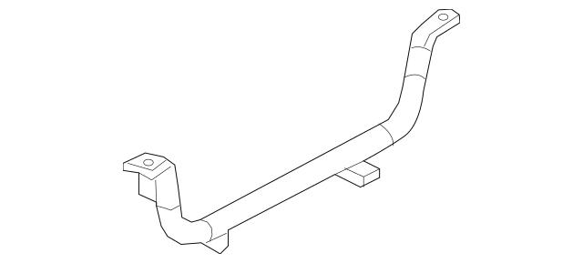 2012-2015 Honda CIVIC HYBRID SEDAN Pipe, Fuel Tank