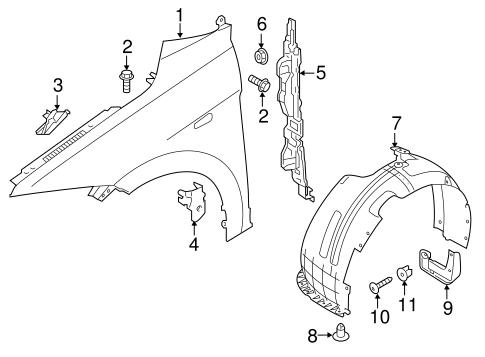 Wiring Database 2020: 25 Hyundai Elantra Parts Diagram