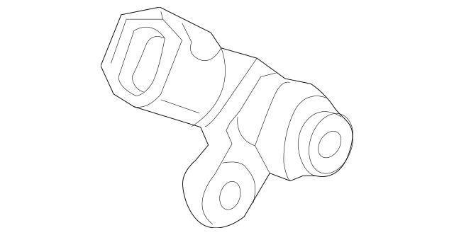 2008-2020 Honda Sensor Assembly, Tdc 37840-R70-A01