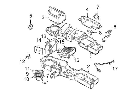 Actuator for 2003 Dodge Ram 1500|5073983AA : MyMoparParts