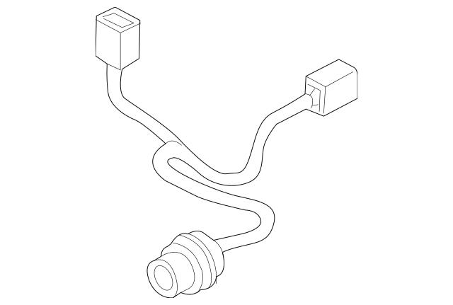 2009-2015 Mazda MX-5 Miata Socket & Wire NH18-51-155