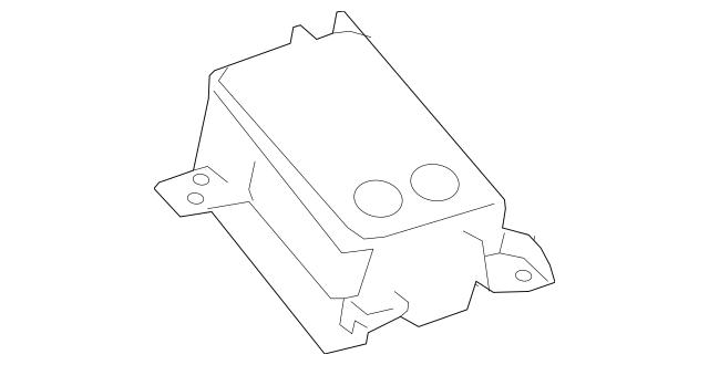 2013-2018 Lexus ES350 Tract Control Switch 84010-33010-C0