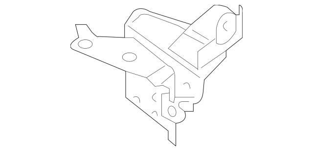 2010-2019 Nissan Frontier Headlamp Bracket 26040-ZL50A