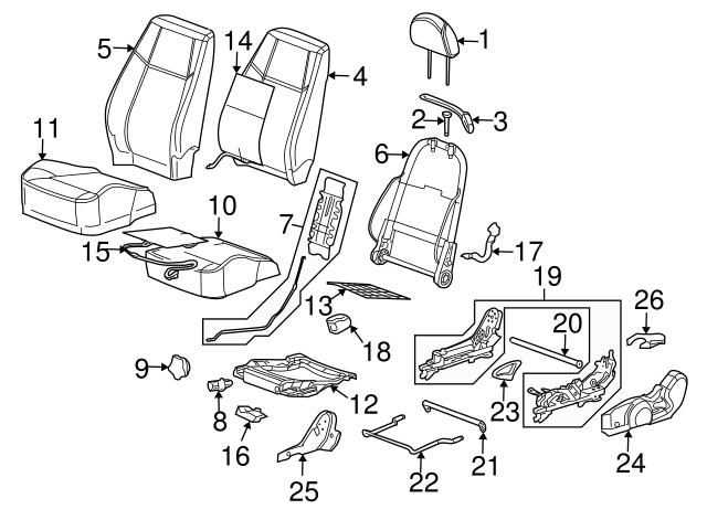 Gm Seat Belt Parts Diagram. Gm. Auto Wiring Diagram