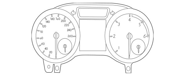 Mercedes-Benz Remanufactured Control Unit, Complete 166