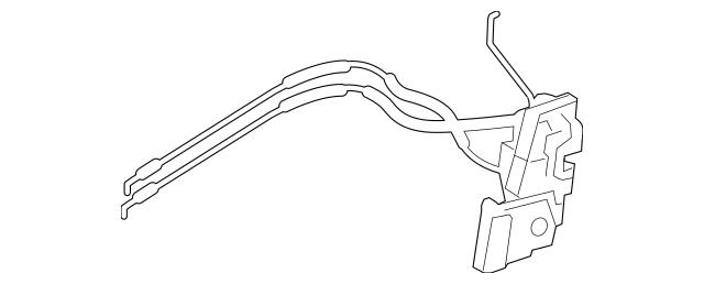 2007 mazda 3 door lock actuator