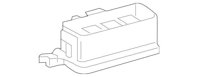 2014-2019 Toyota Highlander Relay Box 82740-0E040