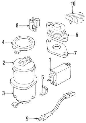 Hummer H2 Oxygen Sensor Location
