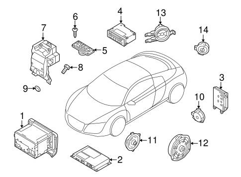 Audi R8 Spyder Engine Audi A7 Engine Wiring Diagram ~ Odicis