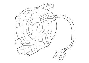 Jaguar Steering Sensor Assembly (T4N16224) For Sale
