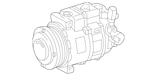 Mercedes-Benz Compressor (001-230-58-11) For Sale