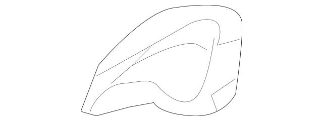 2003-2006 Porsche Cayenne Lever 955-522-652-00-6C6