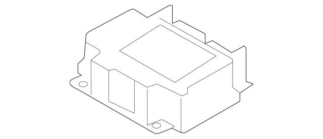 Genuine OEM Diagnostic Module Part# 95910-2K000 Fits 2010
