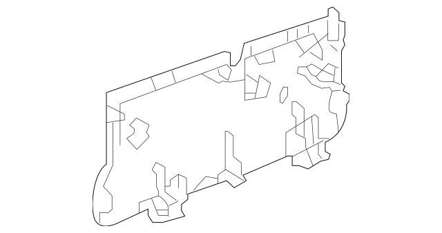 Genuine Honda Lid, Tool *NH900L* (Deep Black) 84614-TG7