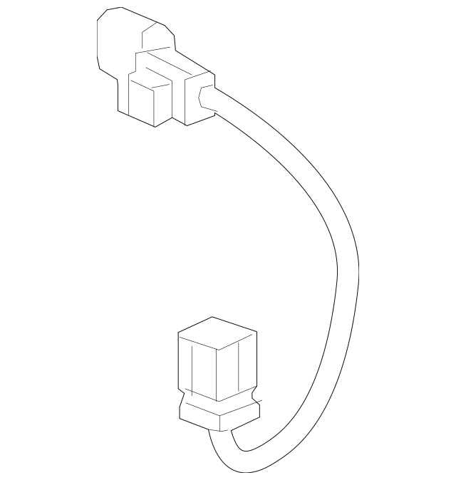 2016-2020 Kia Sorento Steering Column Wiring Harness 91711