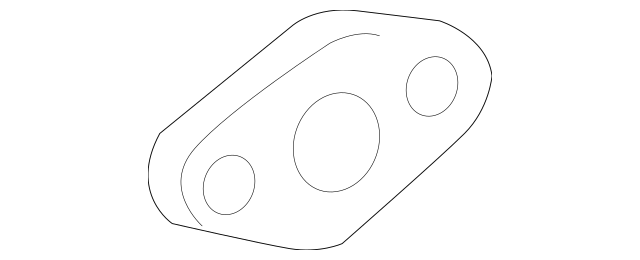 1985-2007 Toyota Oxygen Sensor Gasket 89466-20020-83
