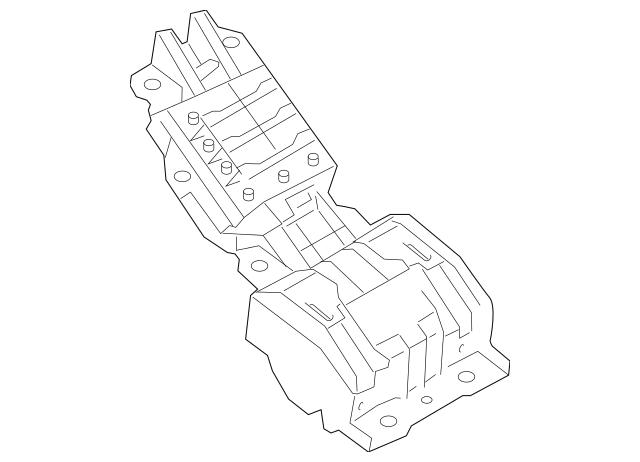Porsche Dash Control Unit (970-653-407-50-DML) For Sale