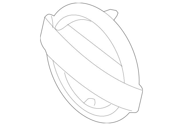 Emblem for 2015 Nissan Altima 62889-1JA0A : CourtesyParts