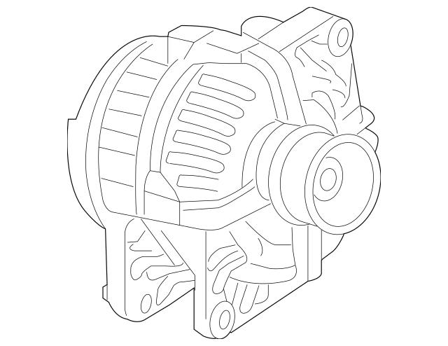 71 Dodge Truck Ledningsdiagram For Alternator