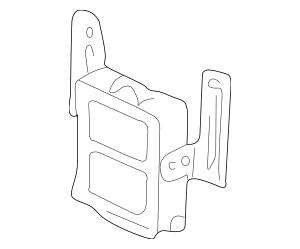 2000-2006 Honda INSIGHT Control Unit, Door Lock & Keyless
