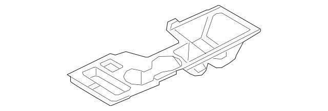 2011-2014 Hyundai Sonata Trim Panel 84651-3Q000-4X