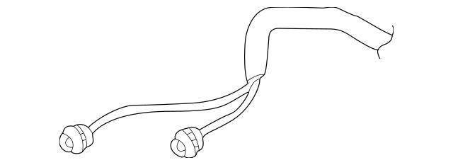 2004-2006 Hyundai Elantra Socket & Wire 92415-2D700