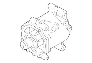 Buy this Genuine 2004-2006 Mitsubishi Lancer Compressor