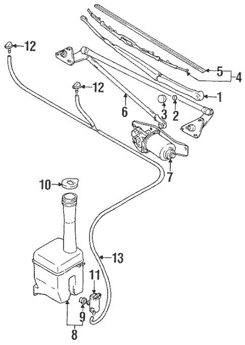 1999 Suzuki Esteem Fuel Filter Location : For 1995-2001
