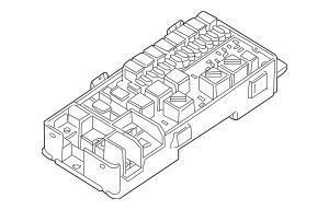 Genuine OEM Fuse Box Part# YQE103810 Fits 1999-2004 Land
