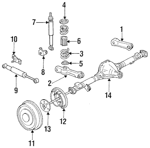 New Mustang Suspension Classic Mustang Suspension Wiring